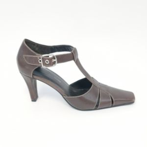 Bandolino T Straps Square Toe Pumps